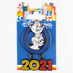 DLP - 2021 Chip and Dale - Open Edition