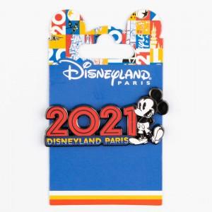 DLP - 2021 Disneyland Paris - Open Edition