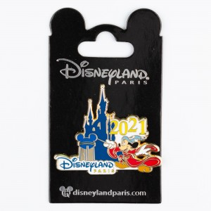 DLP - 2021 Sorcerer Mickey - Open Edition