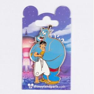 DLP - Aladdin and Genie - Open Edition