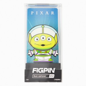 FiGPiN - Alien Remix Buzz - #412