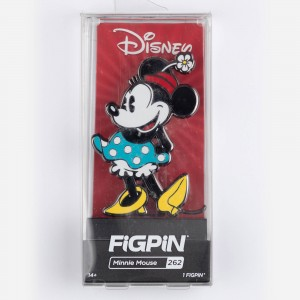FiGPiN - Minnie Mouse - #262