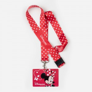 DLP - Lanyard - Minnie Mouse