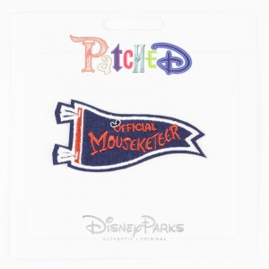 Mouseketeer Patched