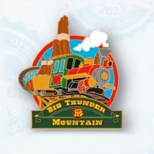 PICKUP DLP - Big Thunder Mountain Attraction