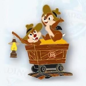 PICKUP DLP - Big Thunder Mountain Chip & Dale